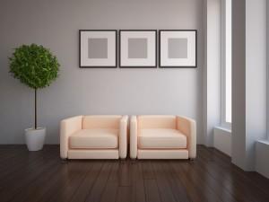 Light or Dark Hardwood Flooring Brookefield