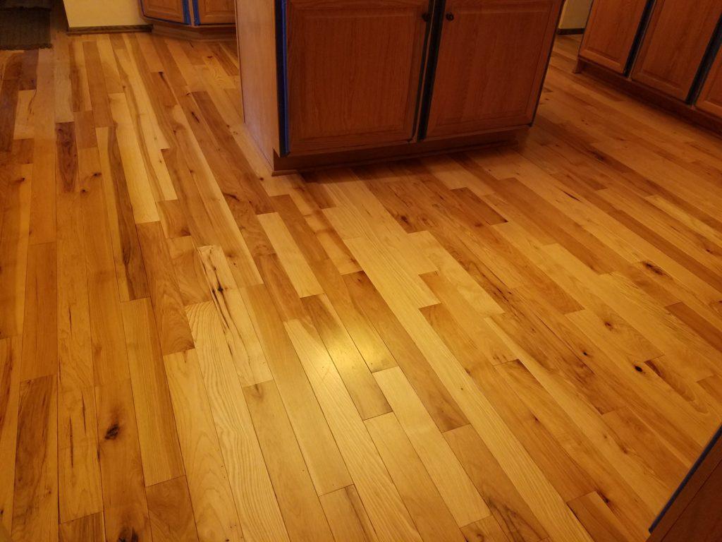 waukesha hickory hardwood flooring