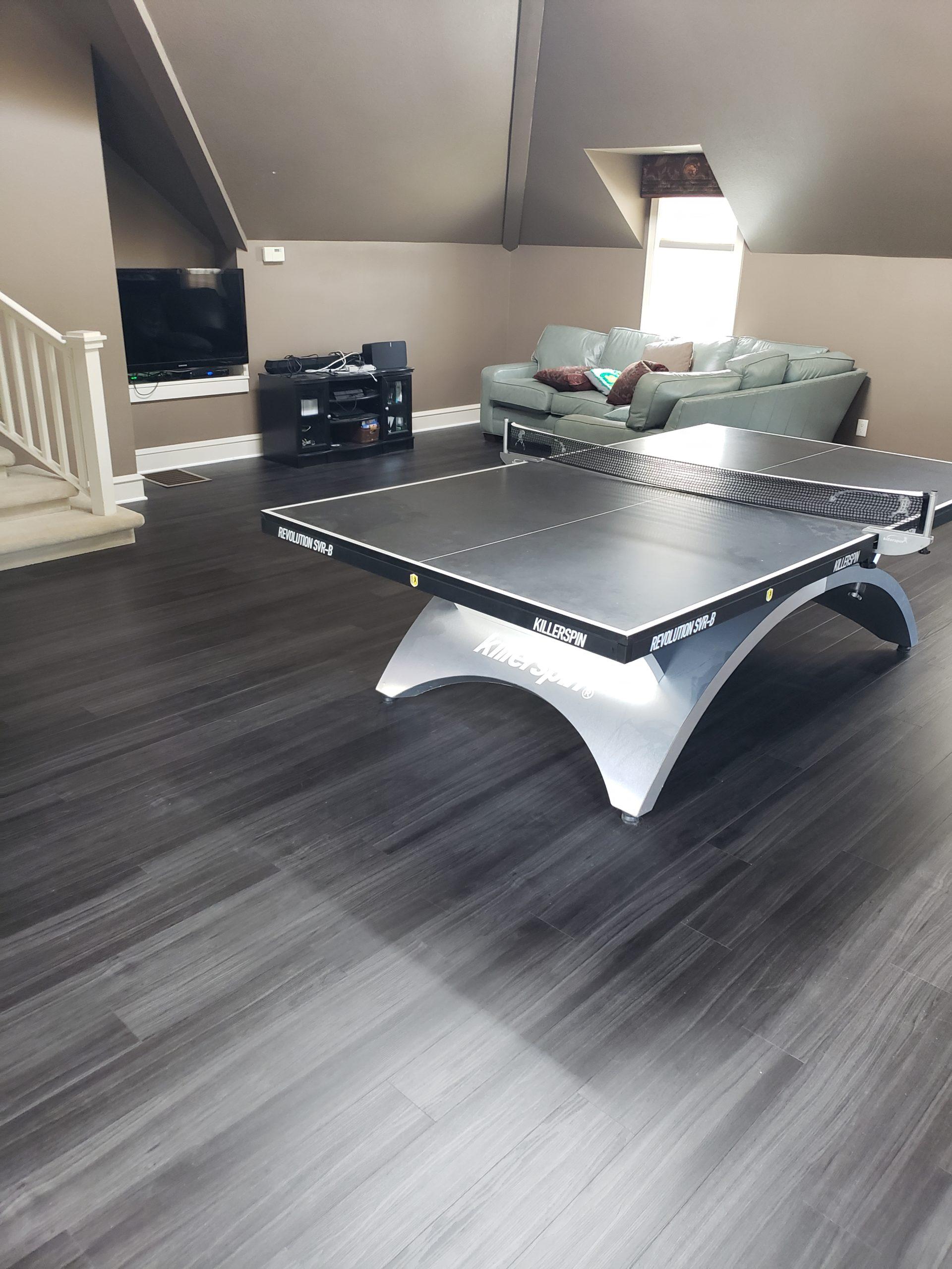 luxury vinyl plank Elm Grove
